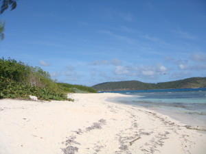 Lindquist Beach/Smith Bay Park is a gorgeous location for beach weddings in St. Thomas.