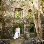 historic ruins wedding venue for destination wedding