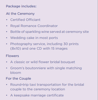 How To Save On A St Thomas Cruise Ship Wedding - Caribbean cruise prices