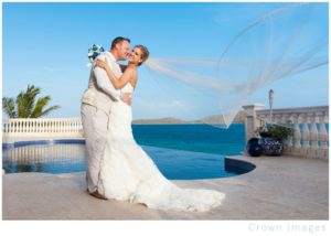 Villa Wedding in St. Thomas