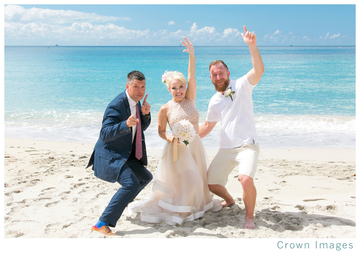 Plan Your Gorgeous St Thomas Wedding In A Single Day Eloping On Limetree Beach