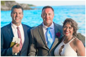 A couple that eloped to St. Thomas