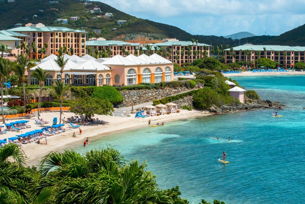 Luxury Resort St. Thomas Ritz Carlton